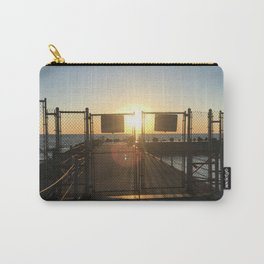 Gated Sunrise Carry-All Pouch