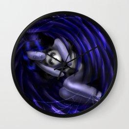 Spider Silk Dreams Wall Clock
