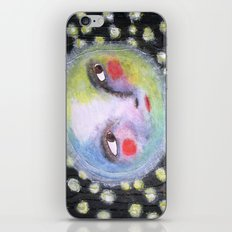 Mr.Moonlight iPhone & iPod Skin