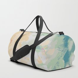 Brush Strokes Abstract Art Design Duffle Bag