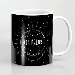 Future not found - crystal ball Coffee Mug