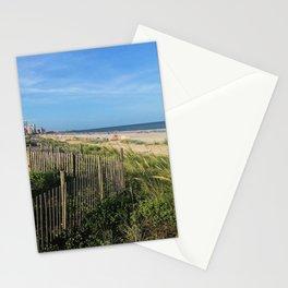 Myrtle Beach Boardwalk Stationery Cards