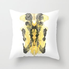 Fashion Bodice Throw Pillow