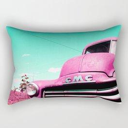 Desert Sculpture 1 Rectangular Pillow