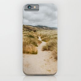 Path at Point Reyes iPhone Case