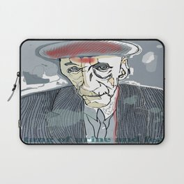 William S. Burroughs Laptop Sleeve