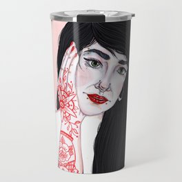 Russian Doll Travel Mug