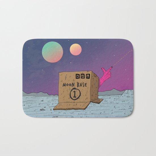 Moon Base Bath Mat