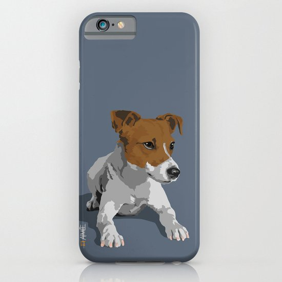 Jack Russell Terrier Dog iPhone & iPod Case