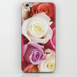 Romantic Rose iPhone Skin
