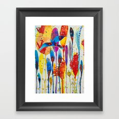 Bringing Peace Framed Art Print