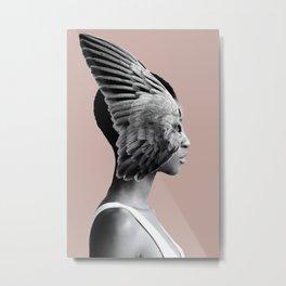 Nightingale Canvas Print Metal Print