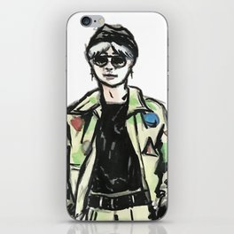 RUN BTS SUGA iPhone Skin