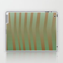 Brown Green Color Laptop & iPad Skin