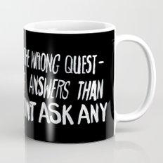 ANSWERS Coffee Mug
