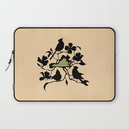 Virginia - State Papercut Print Laptop Sleeve