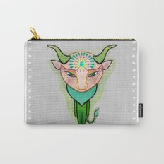 taurus zodiac sign Carry-All Pouch