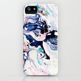 Paint Puddle #07 iPhone Case