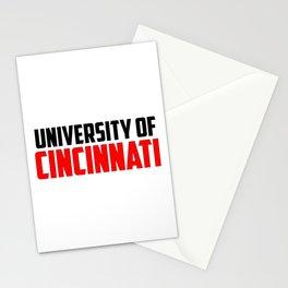 U of Cincinnati, Ohio Stationery Cards