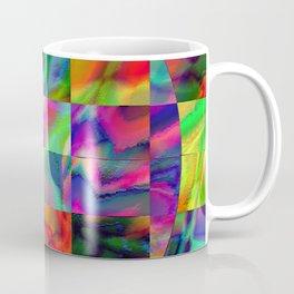 ABSTRACT ART CRASSCO COLORFUL Coffee Mug