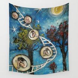 Seasons of Identity Wall Tapestry