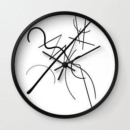 Kandinsky Wall Clock