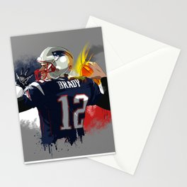 Tom Brady Stationery Cards