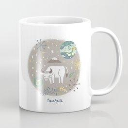 Taurus Earth Coffee Mug