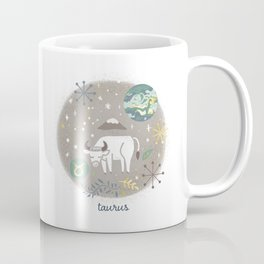 Taurus Earth Coffee Mug