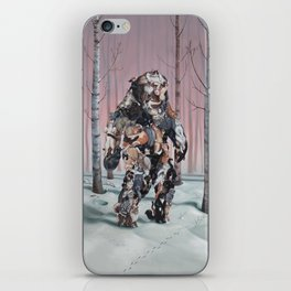 Catsquatch II iPhone Skin