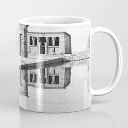 Egyptian Temple Coffee Mug