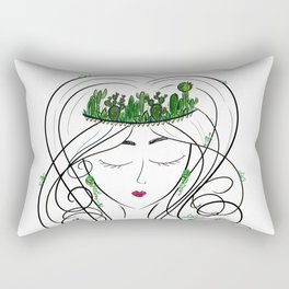 Dallas Nopales Rectangular Pillow