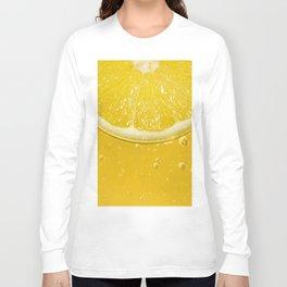 Lemon Thirst Quencher Long Sleeve T-shirt
