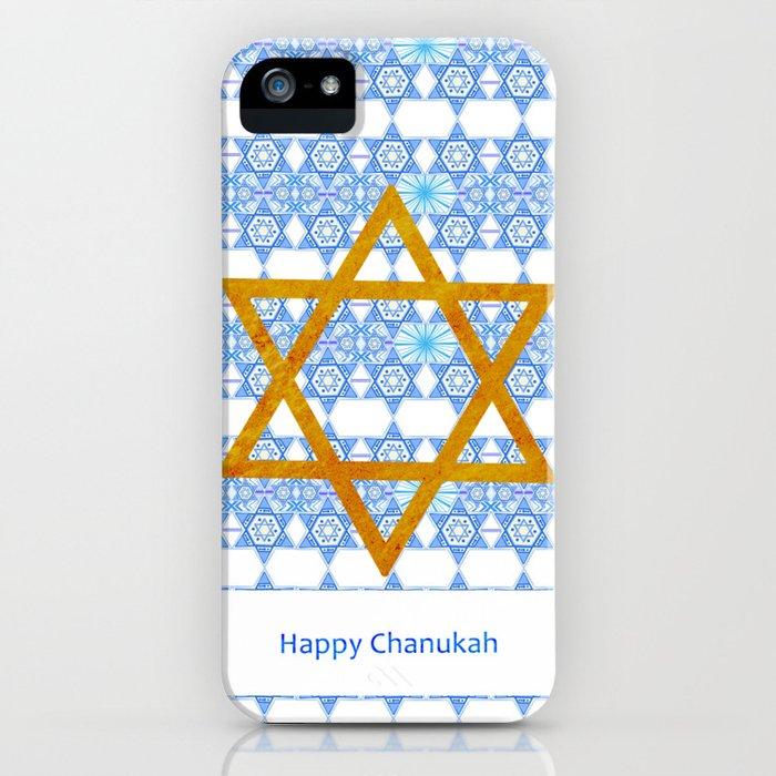Happy Chanukah! iPhone Case