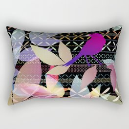 Garden Music Rectangular Pillow