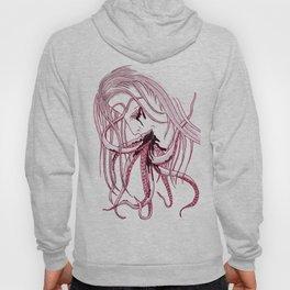 Lady & Octopus Hoody