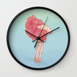 Mermay No.3 Wall Clock