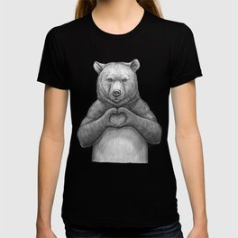 Bear with love T-shirt