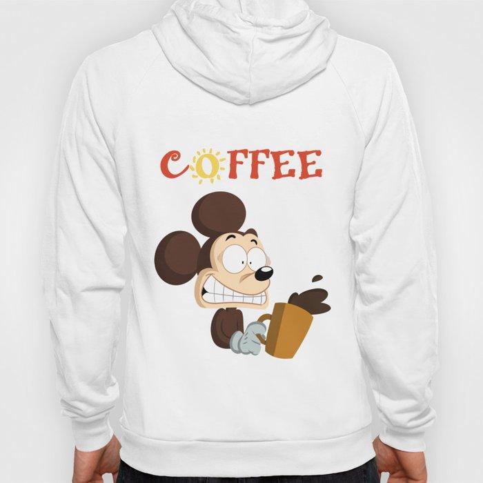Coffee Mouse Hoody