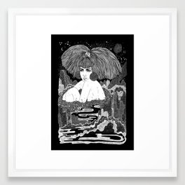 Under Your Spell Framed Art Print