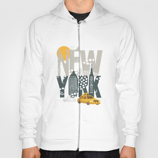 New York! New York! Hoody