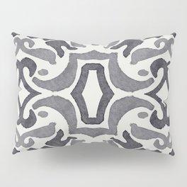 Black and White Tiles Pillow Sham
