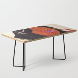 Jazmine Sullivan Coffee Table