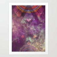 Magical Bohemian Art Print