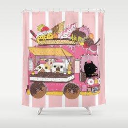 IceCream Truck Shower Curtain