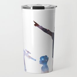 The Astronomers Travel Mug