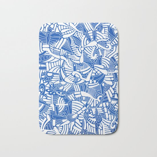 - the captain who fell with the blue angels - Bath Mat