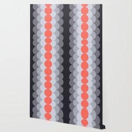 Gradual Living Coral Wallpaper