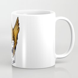 Whoa Viking Scary Coffee Mug