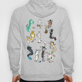 Rat Dragon Army: Batch 8 Hoody